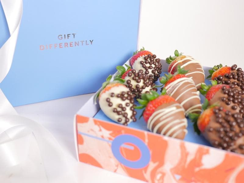 Strawberry Delights Box - Central London only