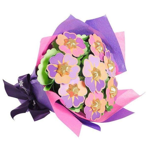 Blush Posy Chocolate Bouquet