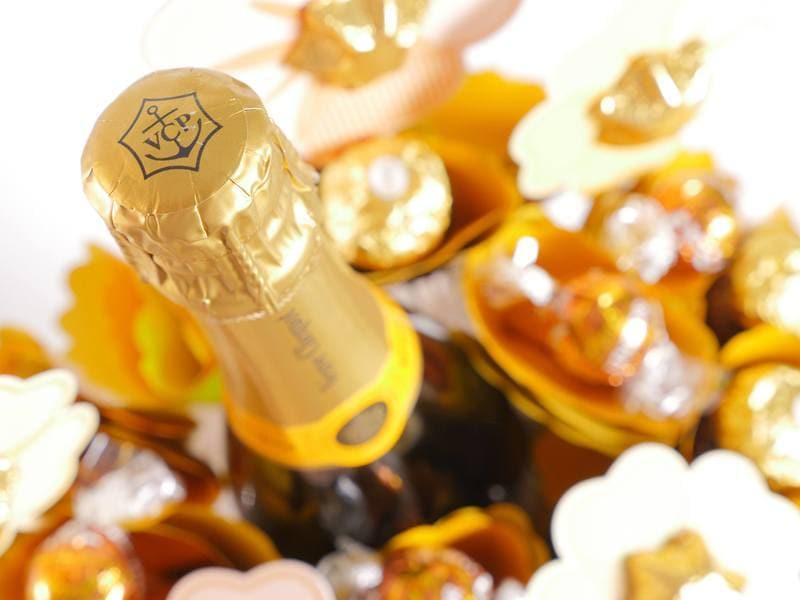 Veuve Chocolate Garden
