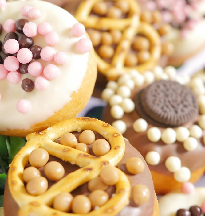 Donut Bouquet - central London only
