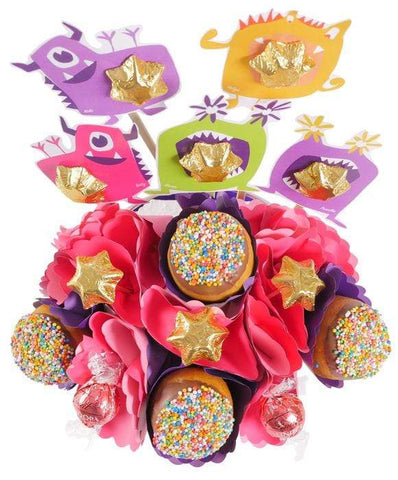 MonStar Treats Donut Bouquet - London only