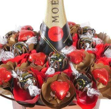 Luxury Moet Lover Bouquet
