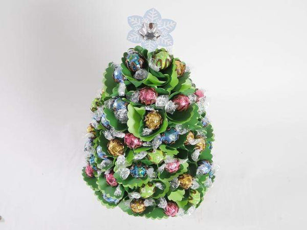 X-Large Pastel Christmas Tree