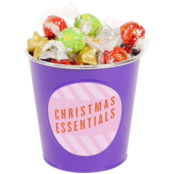 Christmas Essentials Bucket