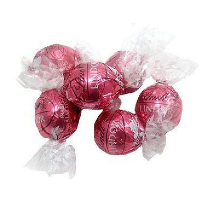 Extra 5 Strawberries & Cream Lindt Balls