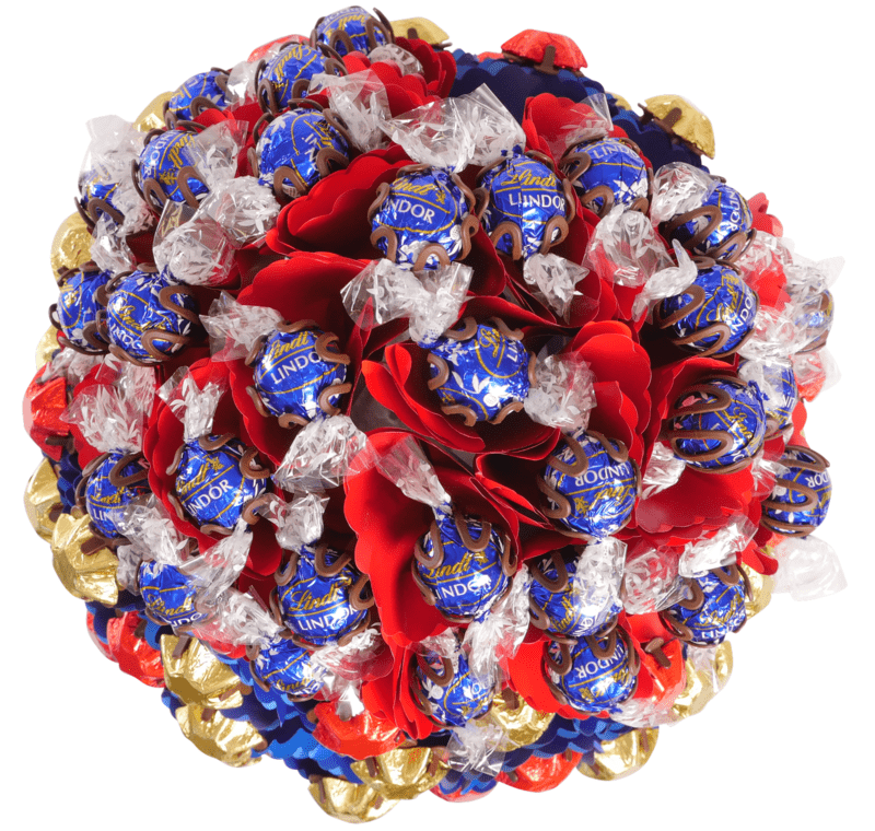 Dark Chocolate Bouquet Luxury