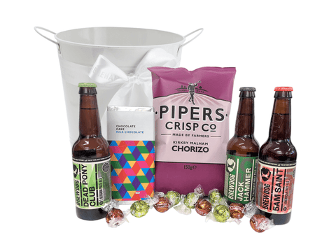 Beers with Sugar and Spice Hamper