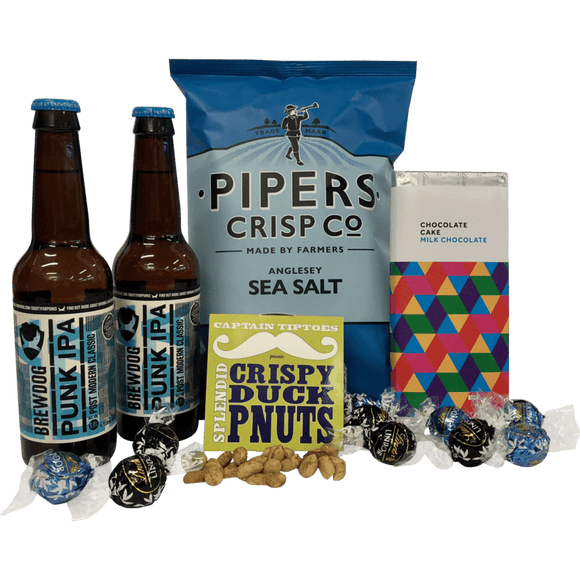 Shake the Blues Hamper