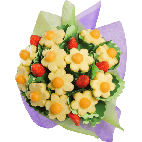 Pineapple & Strawberry Posy