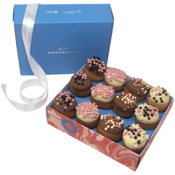 Gourmet Crispearl Donut Gift Box - National GB Delivery Available