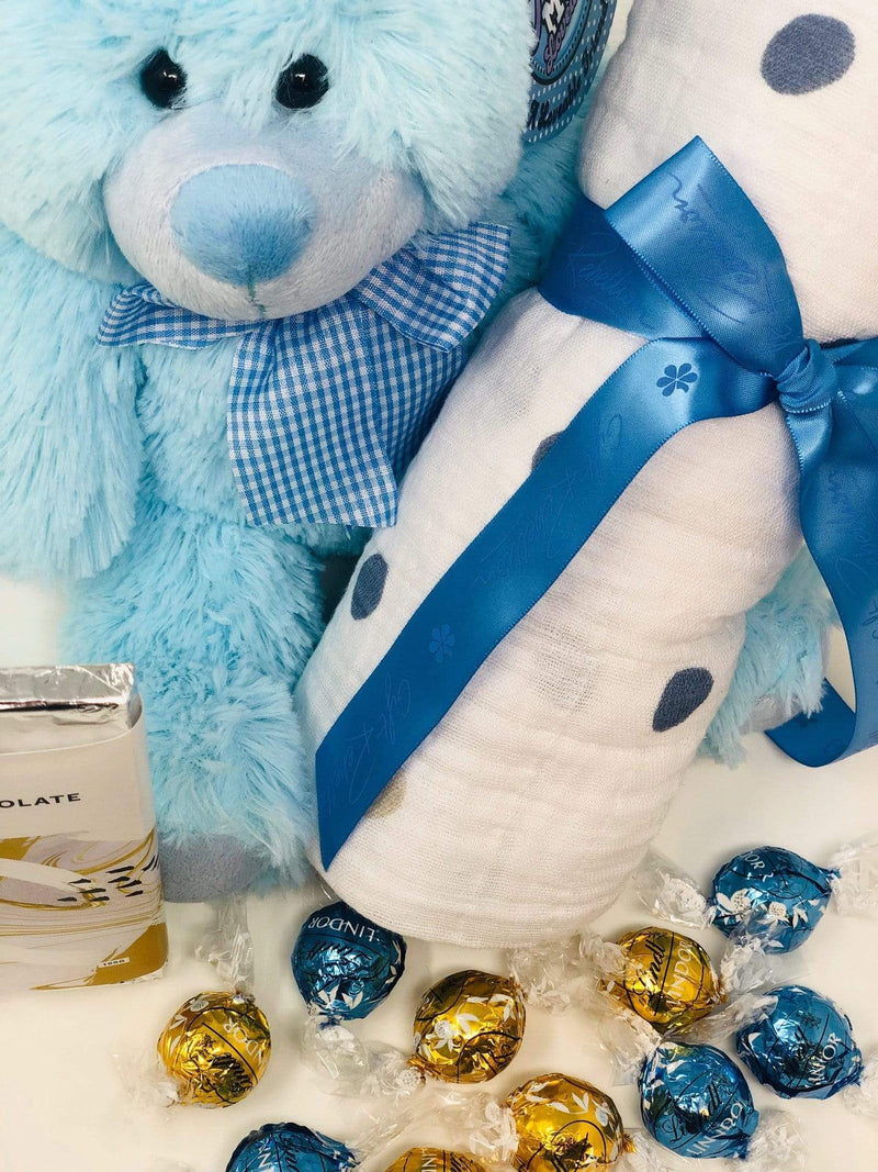 Baby Boy Cuddle Gift Hamper