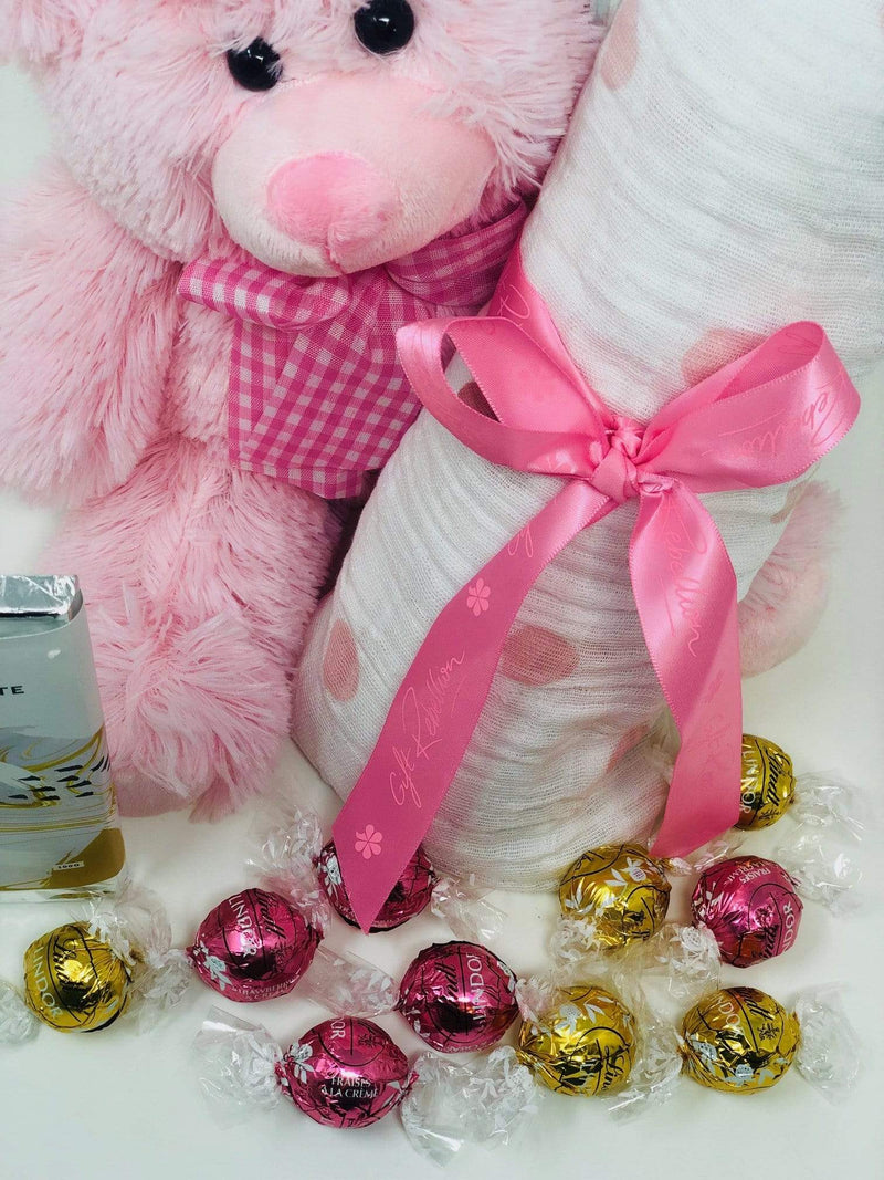Baby Girl Cuddle Gift Hamper