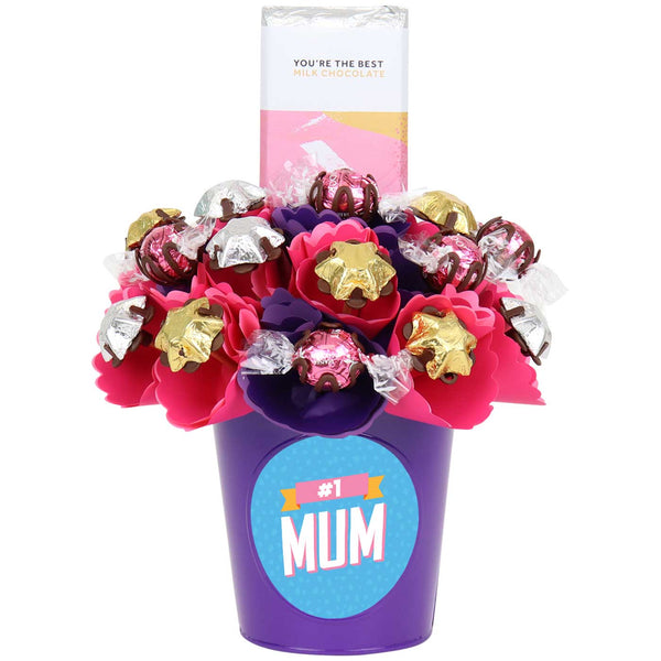You're the Best Choc Block Bouquet