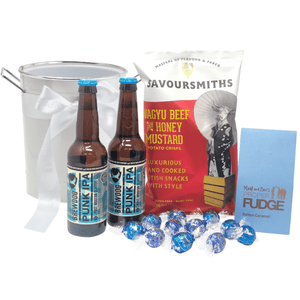 Blue Cow Brews Hamper