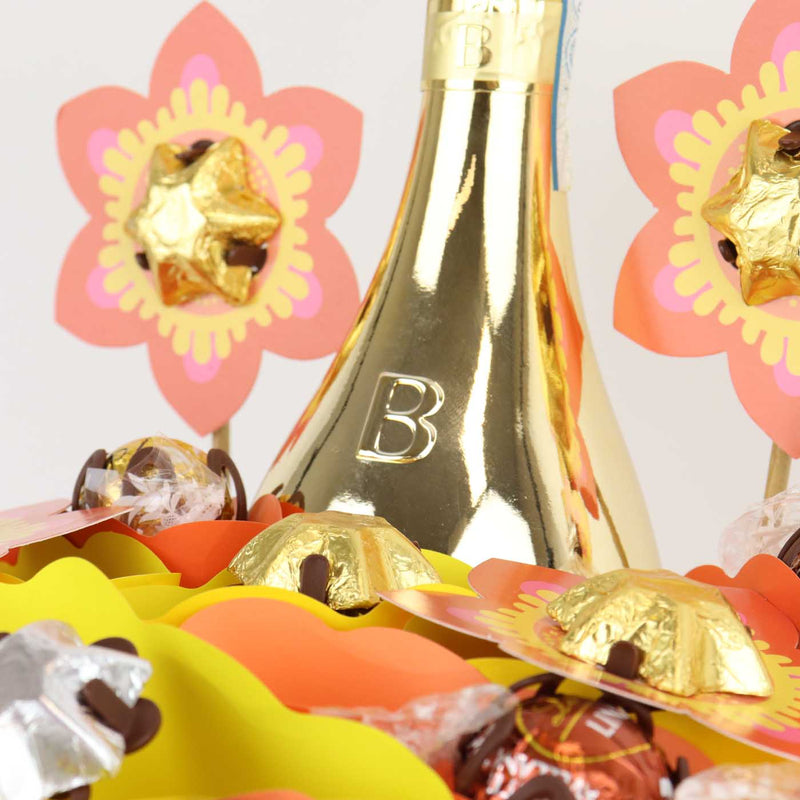 Bottega Chocolate Arrangement Deluxe - FREE OVERNIGHT DELIVERY*