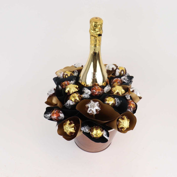 Bottega Chocolate Arrangement Grand - FREE OVERNIGHT DELIVERY*