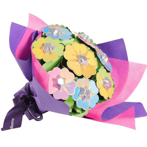 Bright Posy Chocolate Bouquet
