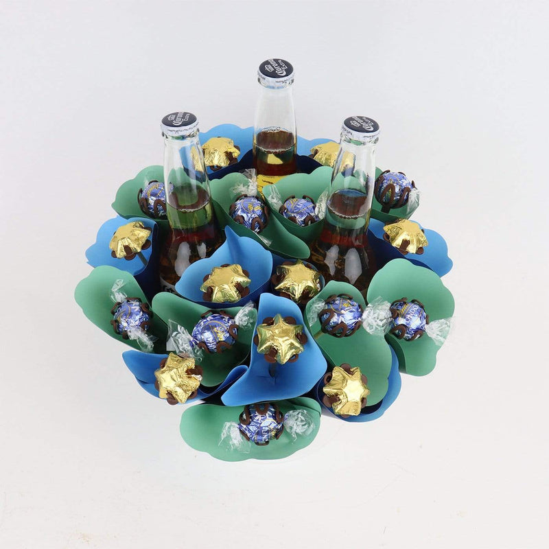 Corona Beer Chocolate Arrangement Deluxe