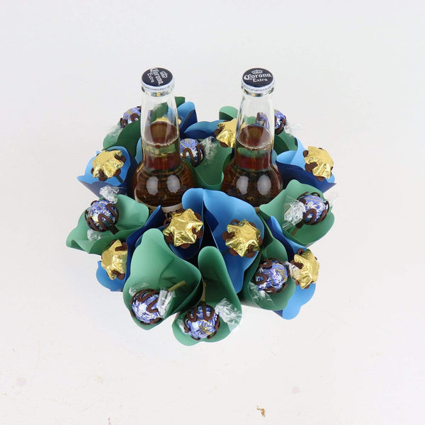 Corona Beer Chocolate Arrangement Grand