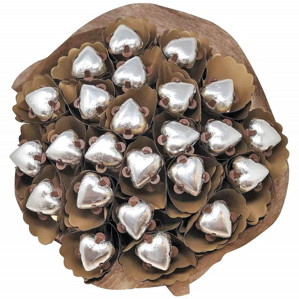 Dazzling Dark Chocolate Bouquet (Two Dozen)