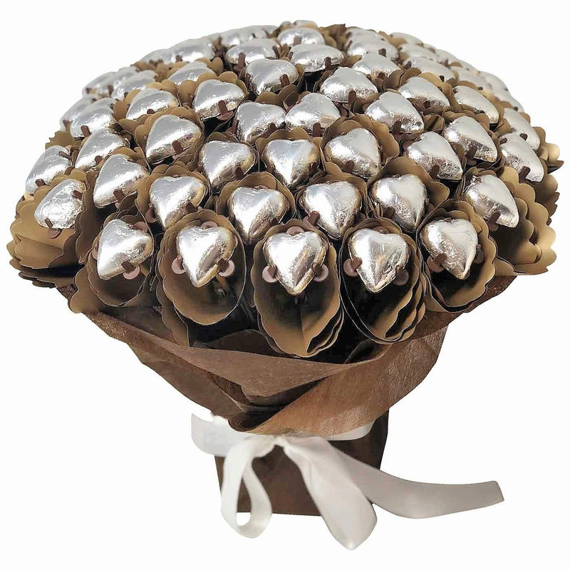 Dazzling Dark Chocolate Bouquet (Four Dozen)