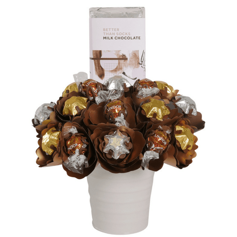 Father's Day Choc Block Bouquet
