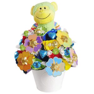 Funky Monkey Chocolate Bouquet