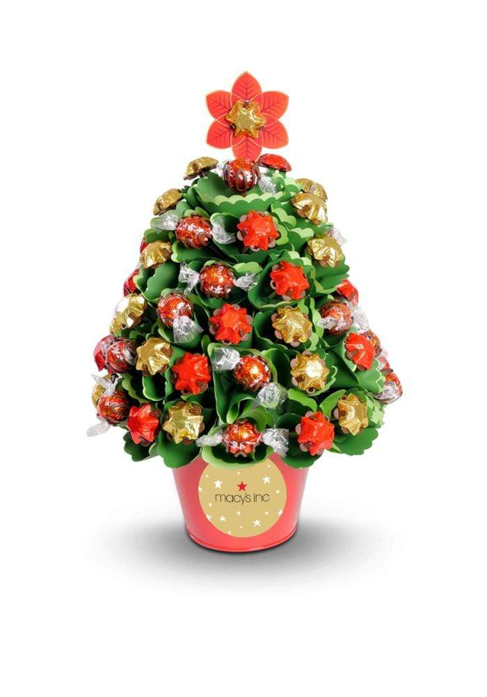 Personalised Corporate Large Traditional Christmas Tree
