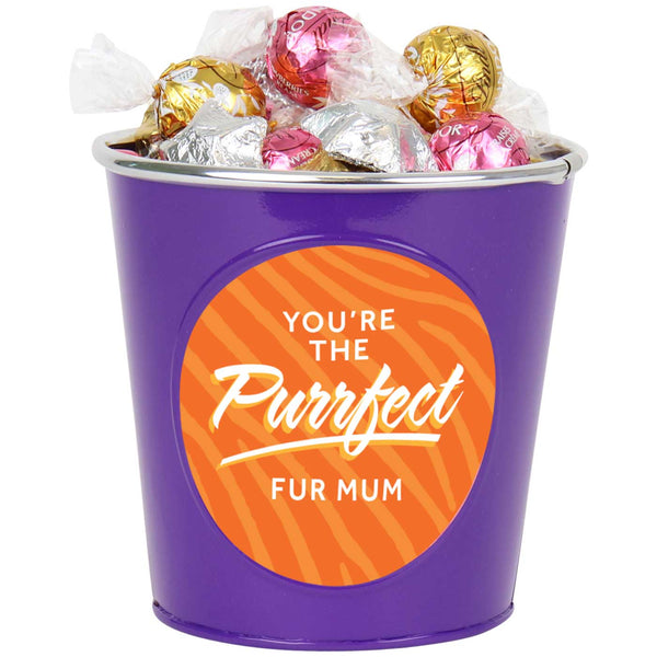 You're the Purrfect Fur Mum Choc Bucket