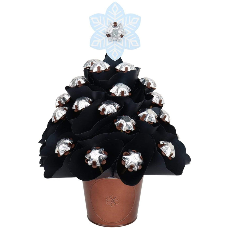 Medium Dark Chocolate Christmas Tree