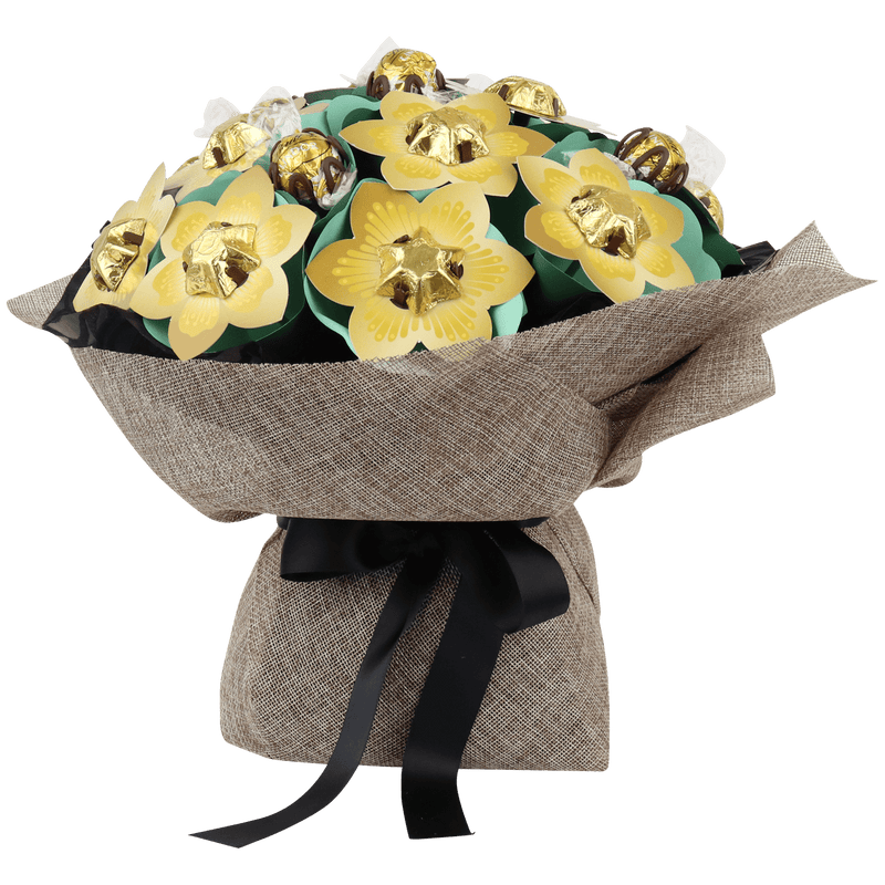 Golden Flower Bouquet Grand