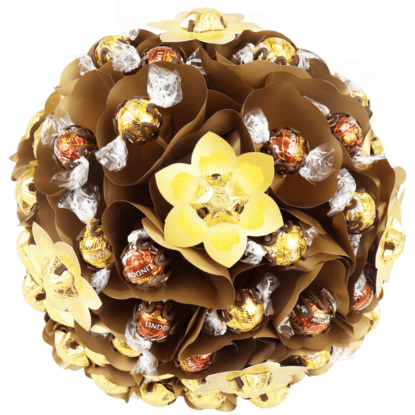 Golden Chocolate Arrangement Grand