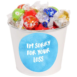 I'm Sorry for Your Loss Choc Bucket