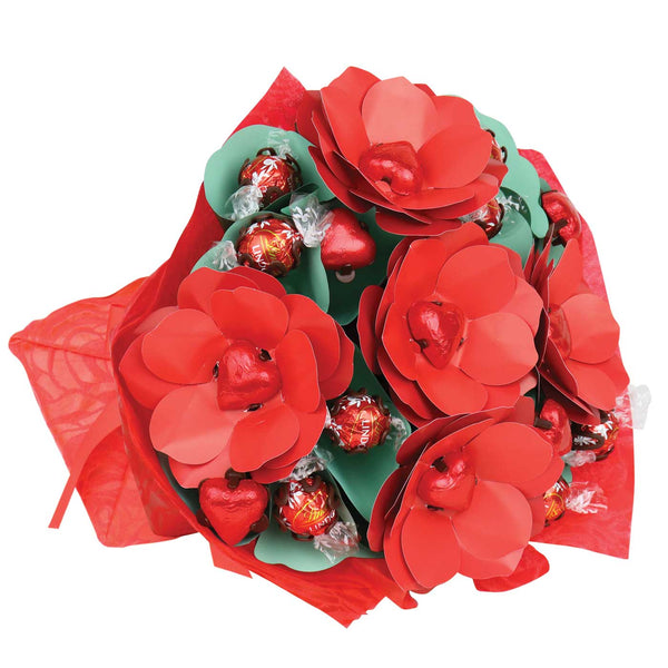 Luxurious Red Roses Bouquet