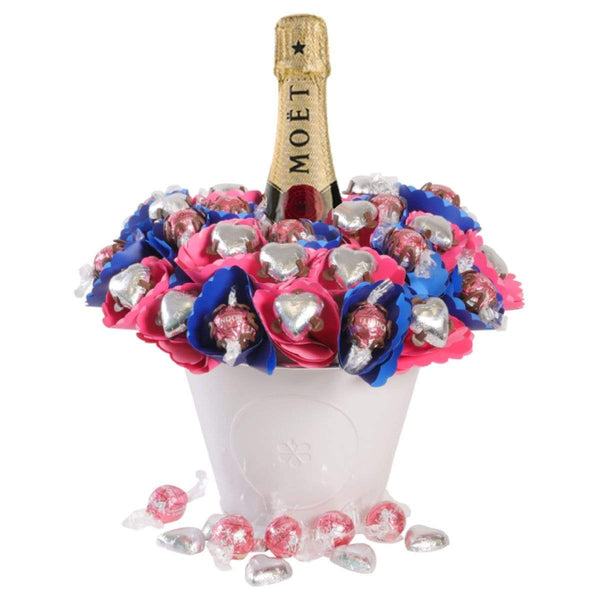 Luxury Mum Moet Chocolate Bouquet