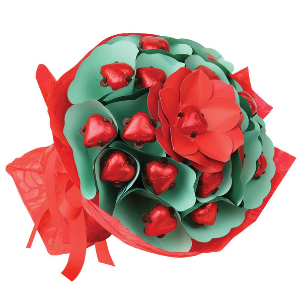 Magical Red Roses Bouquet