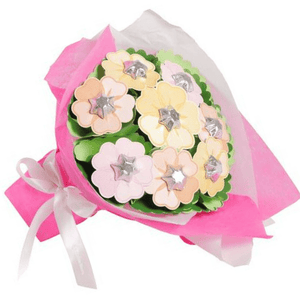 Pastel Posy Chocolate Bouquet