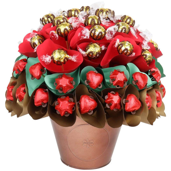 Rose Garden Chocolate Arrangement Grand