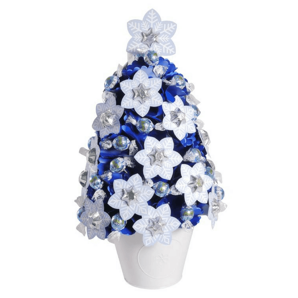 Snowflake Christmas Tree Large