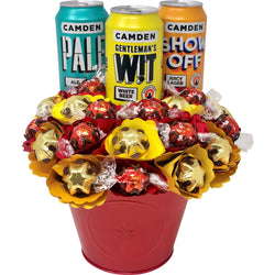 Triple the Fun Chocolate Bouquet