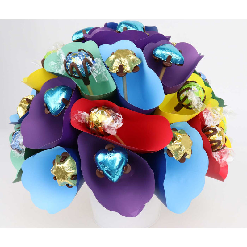 Happy Chocolate Bouquet Medium