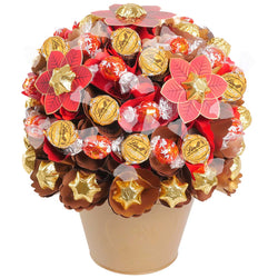 Luxury Christmas Chocolate Bouquet