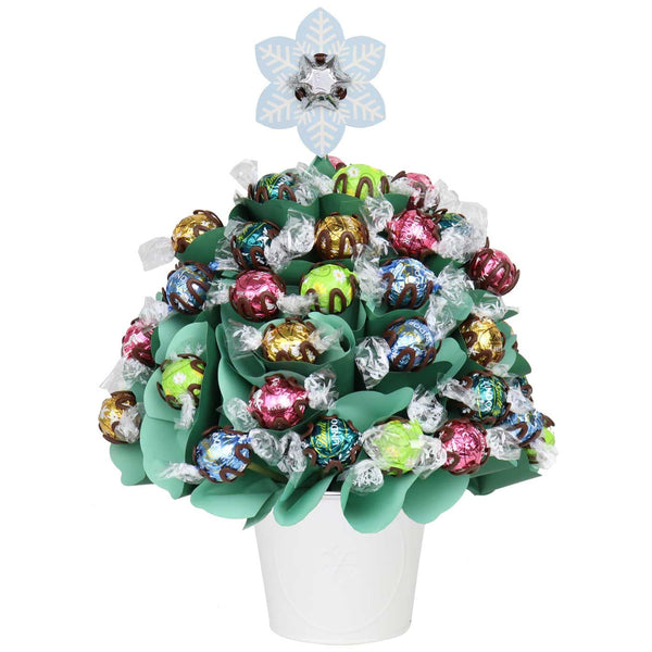 Medium Pastel Choc Christmas Tree
