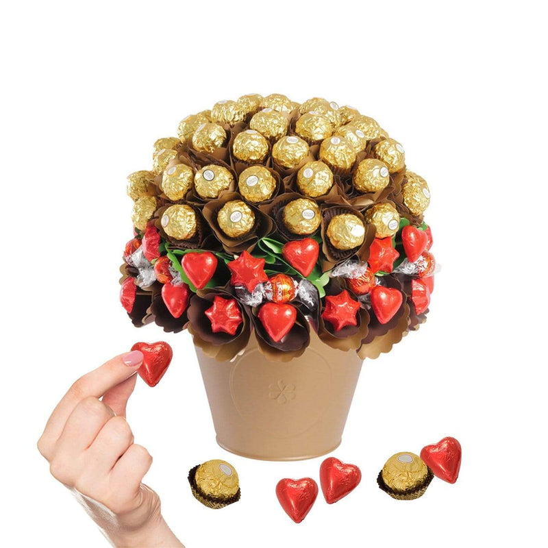 Rose Garden Luxury Tree Refill - 90 Chocolates