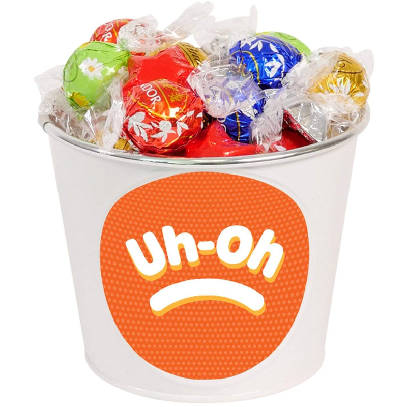 Uh-Oh Choc Bucket