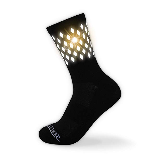 Highly Reflective Night Safety Socks