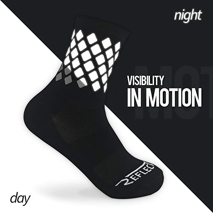 ReflecToes Sock - 1 pair