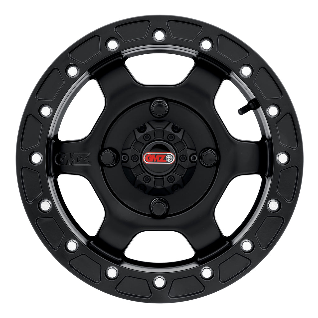 GMZ Casino Beadlock Wheel Matte Black