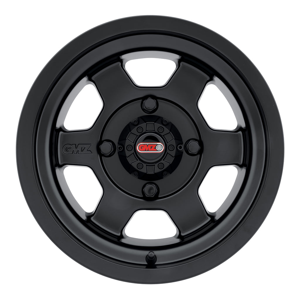 GMZ Casino Wheel Matte Black