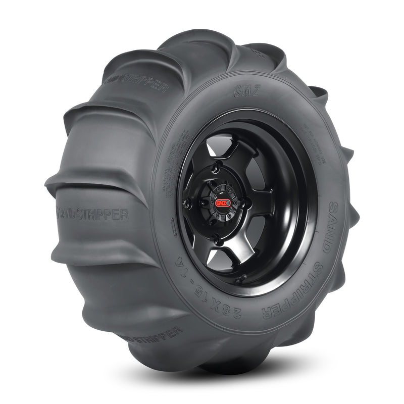 GMZ Sand Stripper Tire 14 Paddle